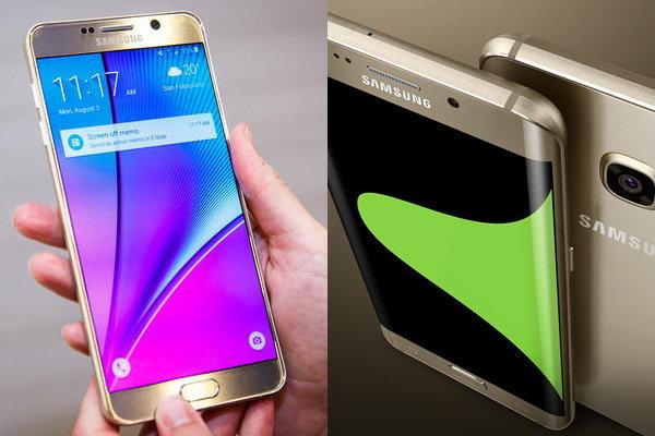 Samsung จัดหนักหั่นราคา Samsung Galaxy Note5/Galaxy S6 edge แบบพิเศษสุดๆ