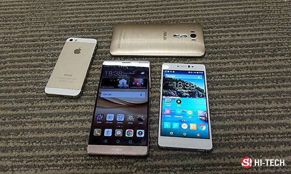 ตลาดสมาร์ทโฟนเติบโตช้าลง รอบการเปลี่ยนเครื่องรุ่นใหม่ช้าลงกว่าเดิม