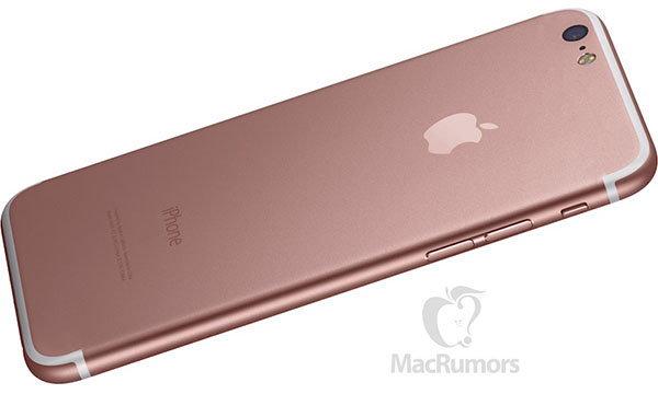 ลือกันว่า iPhone 7 อาจจะปรับกล้องให้เรียบ และ ลบเส้นเสาอากาศออก
