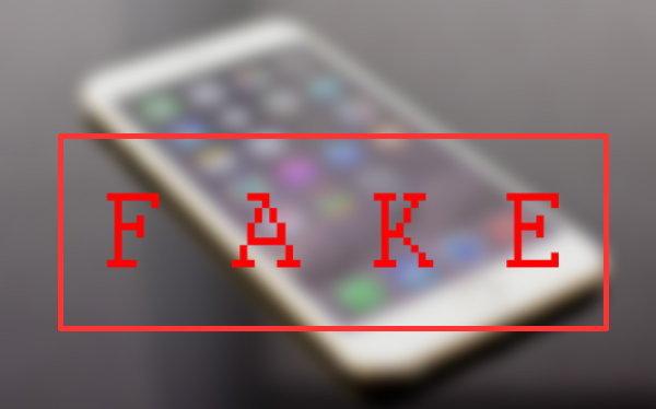 iPhone ของจริง vs iPhone ของก็อป ของปลอม เครื่องจีน ต่างกันอย่างไร