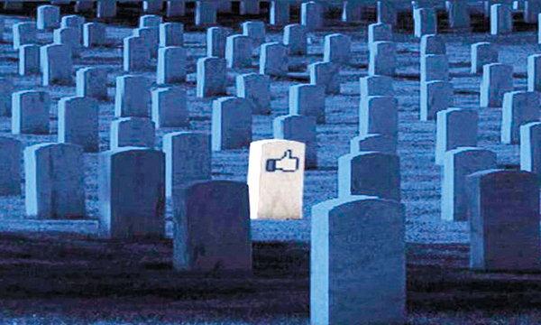 สิ้นศตวรรษนี้'เฟซบุ๊ก'มี'คนตาย'มากกว่า'คนเป็น'