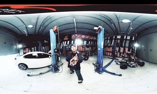 เปิดตัว MV Control (N-Sports Theme) กับการถ่ายทำด้วยวิดีโอ 360 องศา เจ้าแรก ๆ ในประเทศไทย