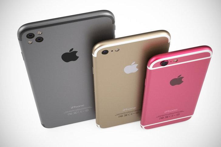 สาวกชอบไหม? ถ้าบอกว่า  iPhone 7/7 Plus/5se สวยแบบนี้(คอนเซ็ปต์)