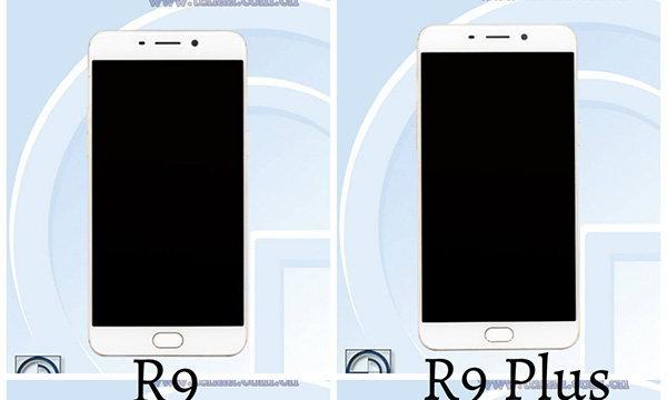 เผยภาพตัวเครื่องของ OPPO R9 และ R9 Plus เรือธงตัวต่อไปของ OPPO