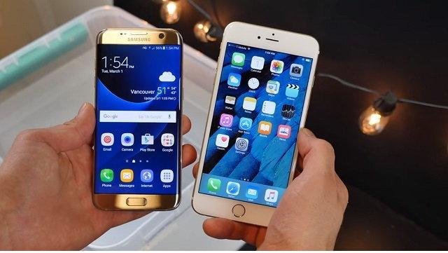 มาดูคลิปทดสอบความทนระหว่าง Galaxy S7 VS iPhone 6s เมื่อต้องดำน้ำ