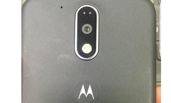 หลุดภาพ Moto G4 จะมีระบบสแกนลายนิ้วมือแล้ว