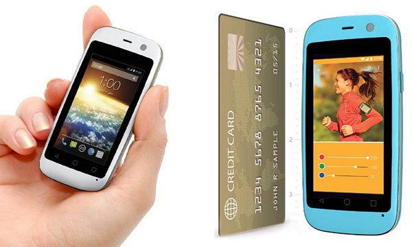 ถูกเว่อร์ Posh Mobile Micro X S240 มือถือจิ๋วใช้ Android ราคาเพียง 1,700 บาท