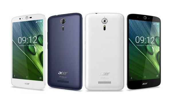 Acer เผยโฉม Liquid Zest Plus มือถือจอและแบตฯใหญ่ คู่แข่งของ Zenfone MAX