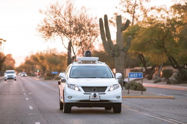 บททดสอบต่อไปของรถไร้คนขับของ Google คือการวิ่งแถบทะเลทรายใน Arizona
