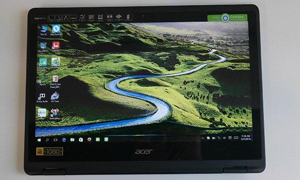 [รีวิว] Acer Aspire R14 Hybrid Notebook สเปคดี ราคาย่อมเยา ในแบบของเอเซอร์