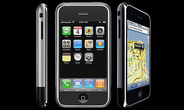 Time ยก iPhone ให้เป็นแก็ดเจ็ตที่ทรงอิทธิพลที่สุดตลอดกาล