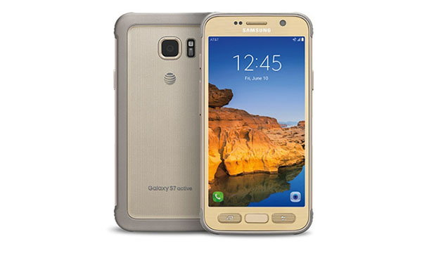 Samsung Galaxy S7 active เพิ่มความแกร่งให้กับ Galaxy S7 เปิดตัวแล้ว