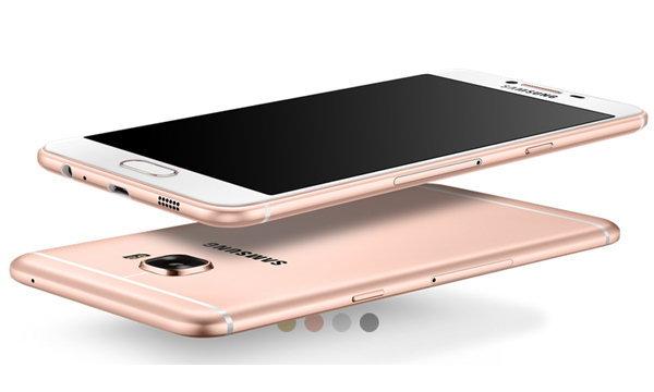 รอนะ!! Samsung Galaxy C5 น้องใหม่แรงบันดาลใจจากค่ายดัง