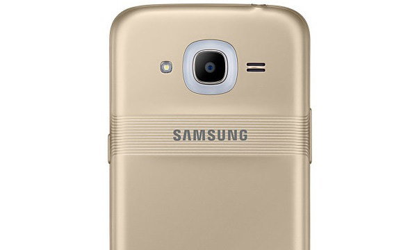 หลุดภาพ Samsung Galaxy J2 (2016)พร้อมกับลูกเล่น Smart Glow โชว์ไฟสถานะด้านหลัง