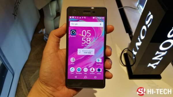 พรีวิว Sony Xperia X Performance และ Xperia XA Ultra 2 รุ่นเด็ดจาก Sony