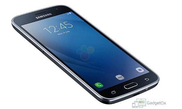 ดูกันเต็ม ๆ Samsung Galaxy J2 (2016) สีดำ ดูดีขึ้นมาทันที