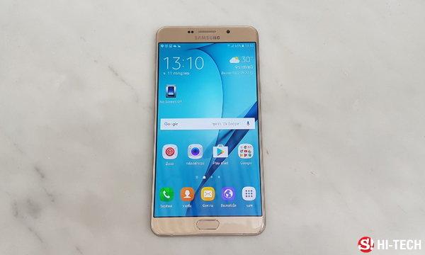 สัมผัสแรก Samsung Galaxy A9 Pro เมื่อซัมซุงทำมือถือจอใหญ่แบตฯอึดถึก ทำไมจะแรงไม่ได้