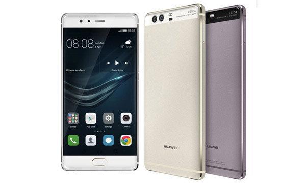 ลือ Huawei P10 มีแนวโน้มใช้ระบบสแกนลายนิ้วมือด้านหน้า