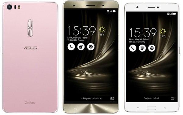 ASUS Zenfone 3 เตรียมจำหน่ายในไต้หวัน กรกฎาคมนี้