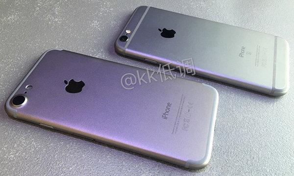 หลุดคลิปเปรียบเทียบ iPhone 7 กับ iPhone 6s ครบรอบด้าน