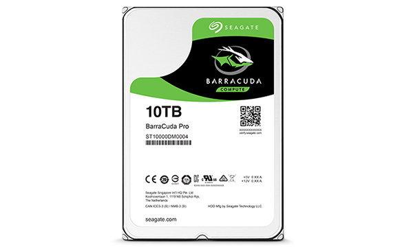 Seagate เปิดตัว Hard Disk ความจุสูงถึง 10TB