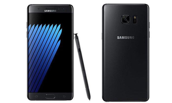 ยอดสั่งจองของ Samsung Galaxy Note 7 ในเกาหลี สูงกว่ายอดจอง Galaxy S7