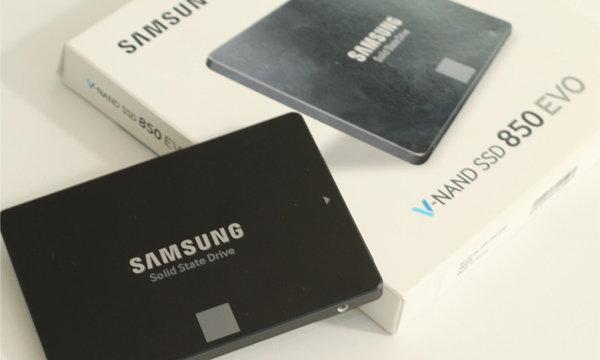 """แกะกล่อง Samsung SSD 850 EVO 2.5"""" SATA III อีกทางเลือกในการเก็บข้อมูล"""