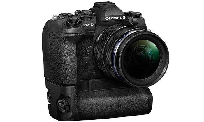 Olympus เปิดตัวกล้องเรือธงใหม่ OM-D E-M1 Mark II