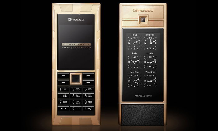 10 อันดับโทรศัพท์มือถือที่มีราคาสูงที่สุดติดอันดับโลก