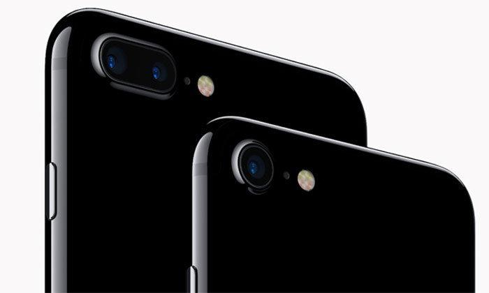 แอปเปิลเตือน iPhone 7 สี Jet Black เป็นรอยง่ายสุด เพราะความมันเงา