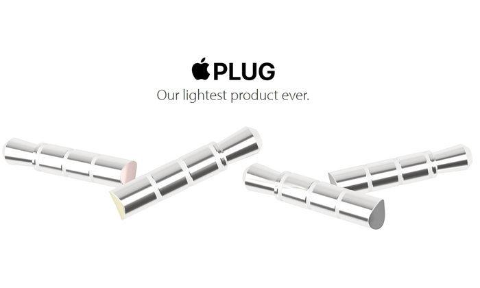 Apple Plug อุปกรณ์เสริมที่ทำให้ iPhone 6 เหมือนกับ iPhone 7