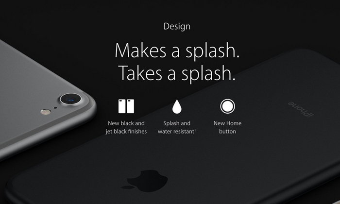 Apple ย้ำแม้ iPhone 7 ลงน้ำได้ แต่ถ้าน้ำเข้าเครื่องจะหมดประกันทันที