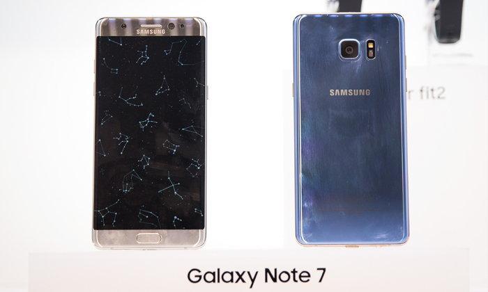 รวมสิ่งที่ว้าวและไม่ว้าวใน Samsung Galaxy Note 7