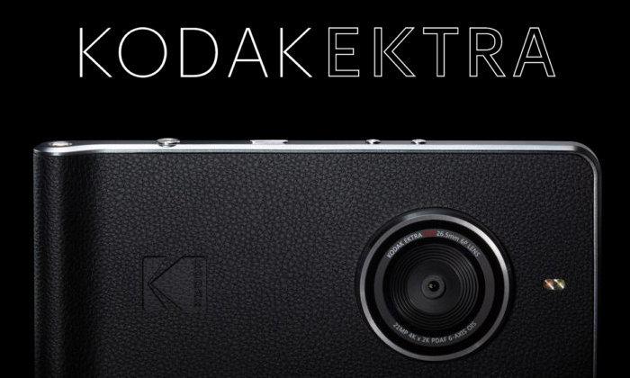 Kodak เปิดตัว EKTRA Smart Phone เน้นกล้องสุดทุ่มเทของโกดัก