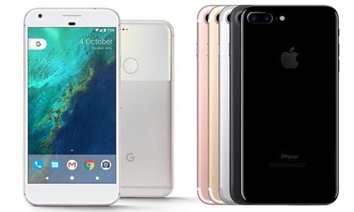 เปรียบเทียบภาพถ่าย Google Pixel XL vs iPhone 7 Plus ใครเจ๋งกว่า