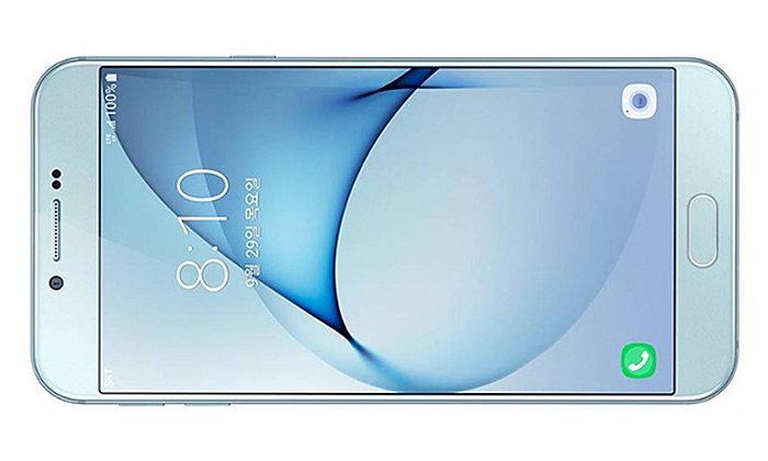 เปิดตัว Samsung Galaxy A8 (2016) มาพร้อมกล้อง 16 ล้านพิกเซล และเซ็นเซอร์สแกนนิ้ว!