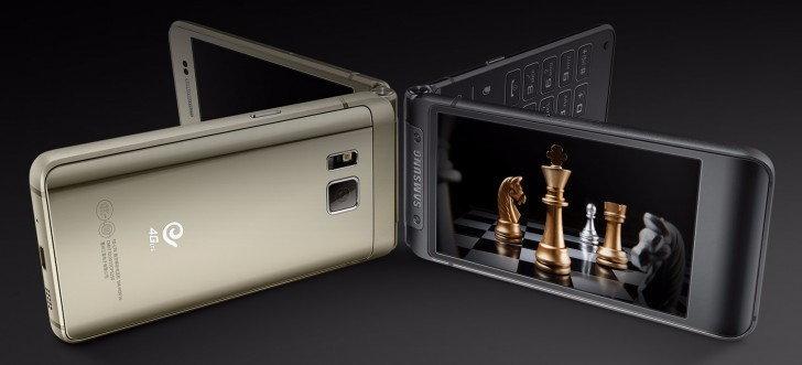 มาแล้วภาพและสเปค Samsung Veyron (SM-W2017)  มือถือฝาพับรุ่นใหม่
