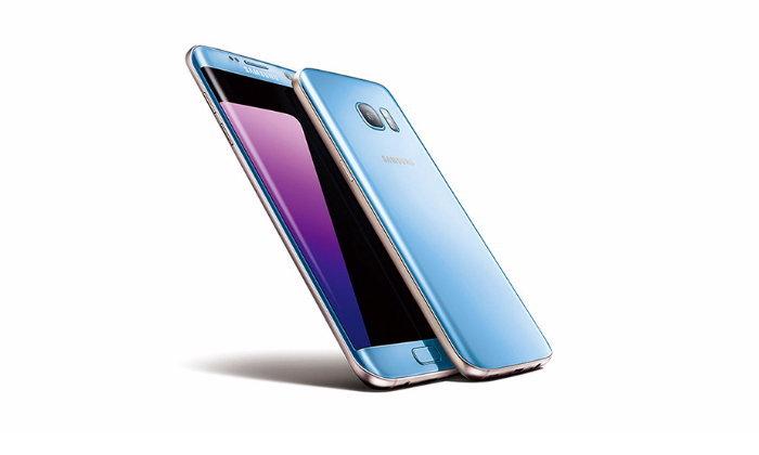 AT&T เผย Samsung Galaxy S7 edge สี Blue Coral พร้อมวางจำหน่าย 18 พฤศจิกายน