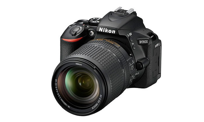 Nikon เปิดตัว D5600 กล้อง DSLR รุ่นเริ่มต้นสำหรับมือใหม่หัดโปร