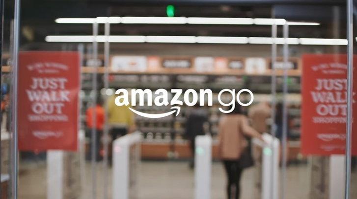 Amazon เปิดซูเปอร์มาร์เกตไฮเทค ช้อปเสร็จไม่ต้องต่อคิวจ่ายตังค์