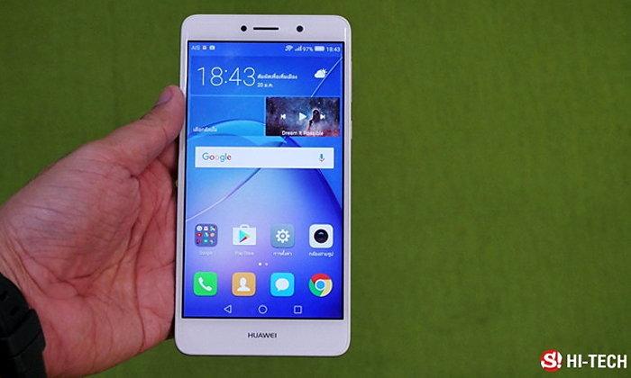 รีวิว Huawei GR5 2017 มือถือกล้องคู่งบไม่ถึงหมื่น