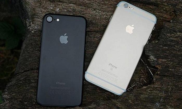 ผู้ใช้ Android เปลี่ยนมาใช้ iPhone 6s หรือ iPhone 7 มากกว่ากัน ?