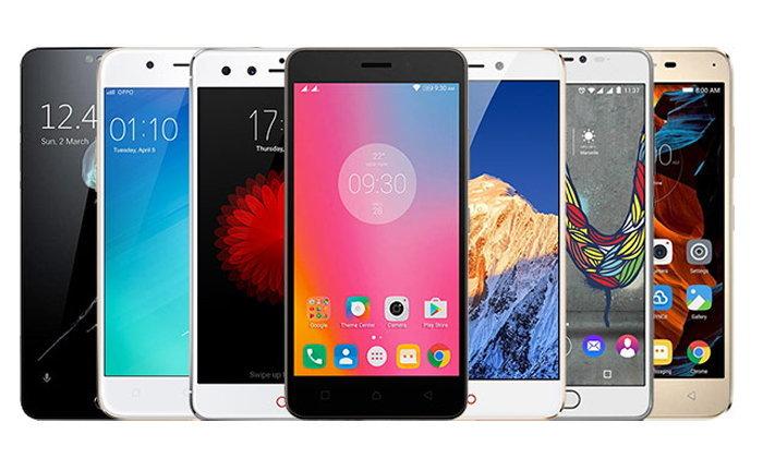 แนะนำสมาร์ทโฟน RAM 3GB ในราคาไม่เกิน 7,000 บาท! เร็วแรงได้ในงบแค่หลักพัน