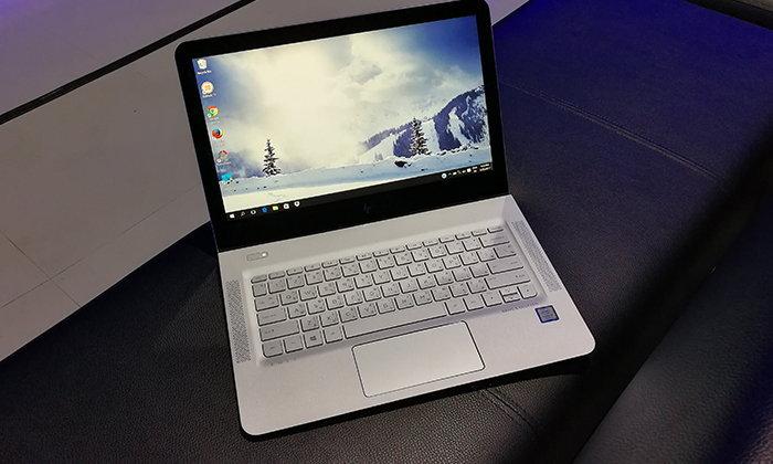 รีวิว HP Envy 13 2017 คอมพิวเตอร์ บางเบา ทำงานได้ และหรูสุด ๆ