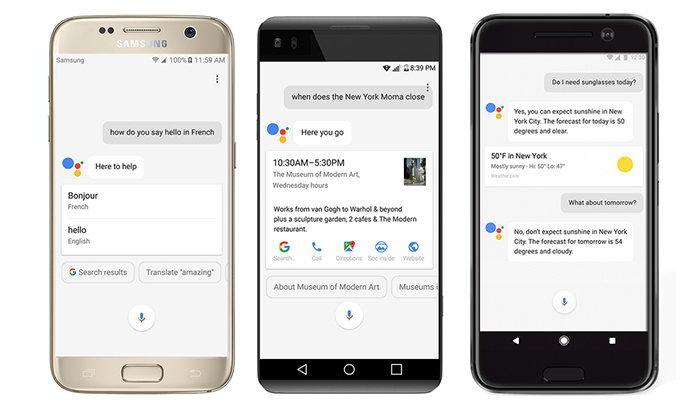 Google ปล่อย Google Assistant ให้แอนดรอยด์ทุกเครื่องที่รันเวอร์ชัน 6.0 และ 7.0 แล้ว