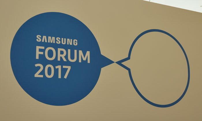 พาชมงาน Samsung Forum 2017 เมื่อเครื่องใช้ไฟฟ้าต่อไปนี้จะเชื่อมต่ออินเทอร์เน็ตได้