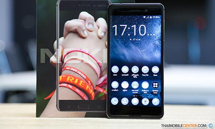 พรีวิว (Preview) Nokia 6 สมาร์ทโฟนประเดิมการกลับมาของอดีตราชามือถือ