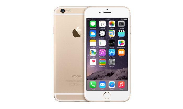 ซื้อไหมเมื่อ iPhone 6 กลับมาขายในไทยขนาด 32GB มีเฉพาะสีทอง