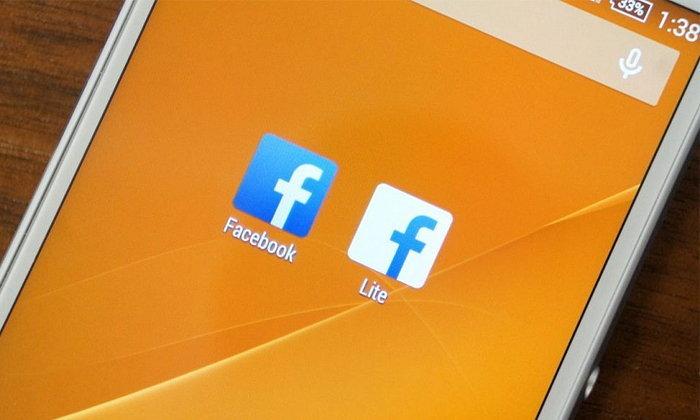 มาติดตั้ง Facebook Lite ที่จะช่วยประหยัดทั้งเนื้อที่และอินเทอร์เน็ตกันเถอะ!
