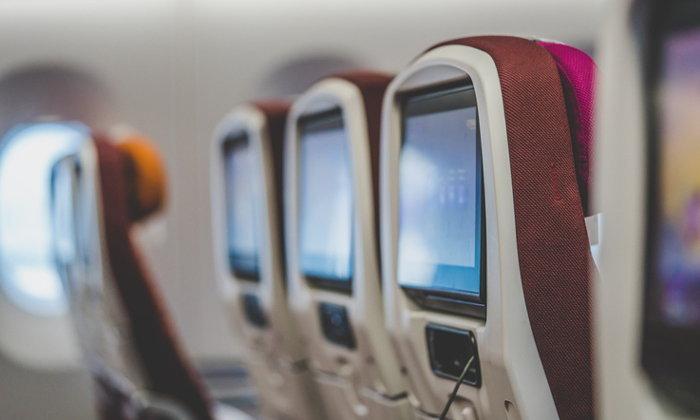 สายการบินเริ่มติดตั้งกล้องในหน้าจอบนที่นั่ง - ผู้โดยสารหวั่นถูกสอดแนม